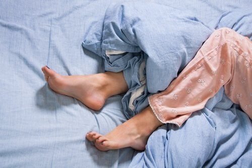 Das Restless-Legs-Syndrom und der motorische Kortex