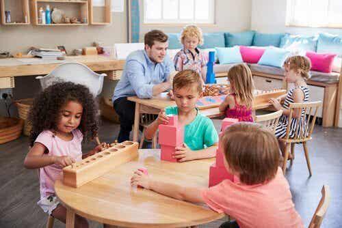 Wie die Montessoripädagogik unser Verständnis von Erziehung veränderte