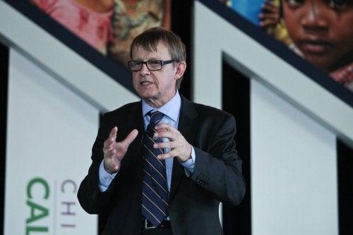 Hans Rosling und seine Vorhersagen.