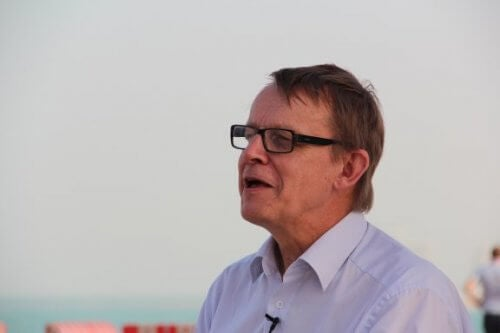 Hans Rosling: der Prophet der Demographie