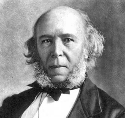 Herbert Spencer: Biografie und Werk
