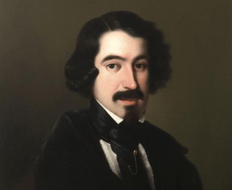 Der spanische Dichter José de Espronceda.