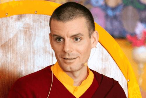 Lama Rinchen - Für viele Menschen ist Buddhismus ein Weg, ihren Platz in der Welt zu finden.