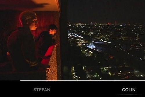 Stefan und Colin