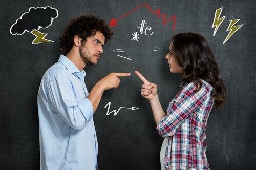 Die Vernunft nach einem Streit