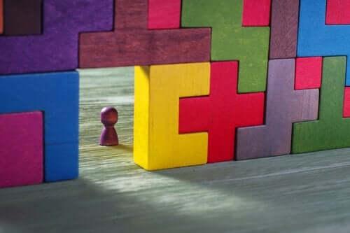 Der Tetris-Effekt kann unsere Wahrnehmung der Welt beeinflussen.