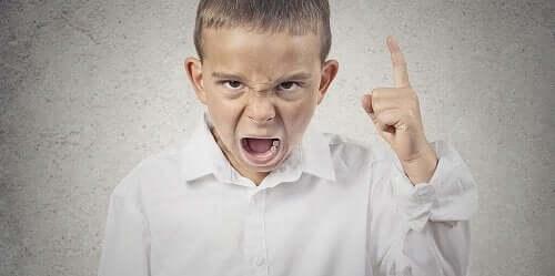 Symmetrie zwischen Eltern und Kindern - das führt schnell dazu, dass das Kind Befehle erteilt.