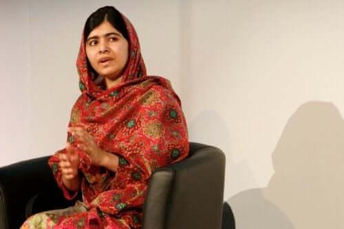 Malala Yousafzai - ein Vorbild für uns alle.