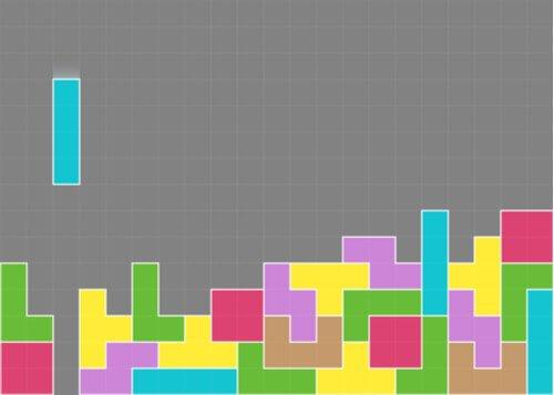 Tetris ist eines der bekanntesten und beliebtesten Computerspiele.