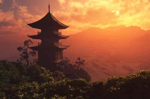 Bokuden: eine wunderschöne Geschichte