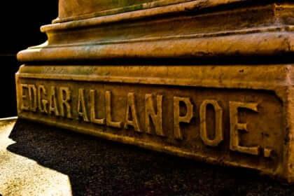 Edgar Allan Poe - Stein