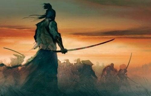 Bokuden - Samurai