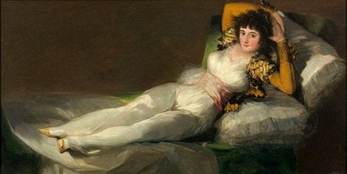 Francisco de Goya - Frau