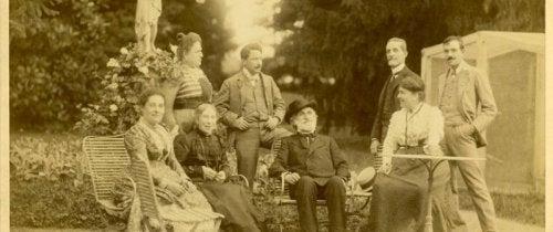 Giuseppe Verdi - Familie