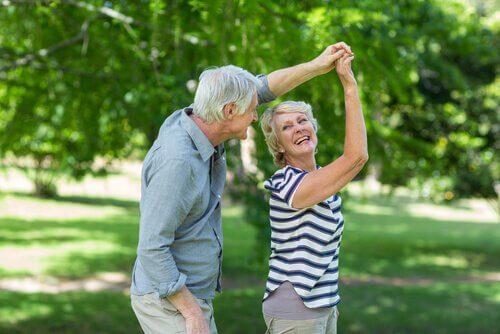 körperliche Aktivität - Tanzen