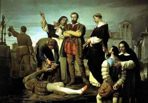 Der Aufstand der Comuneros: die Niederlage der Freiheit