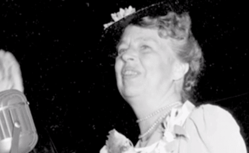 Eleanor-Roosevelt - Rede