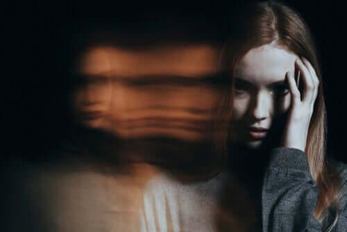 Paranoia - Frau