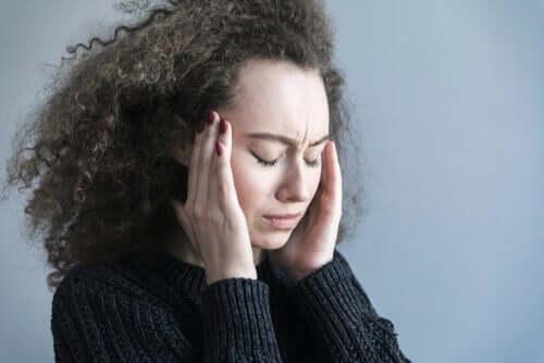 Ängste und Sorgen - Kopfschmerzen