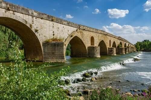 Comuneros - Fluss