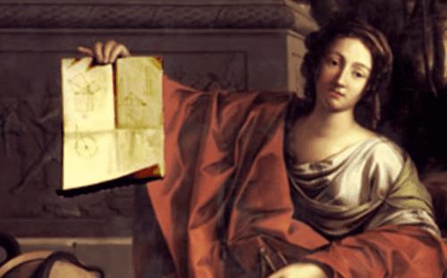 Hypatia - Schreiben