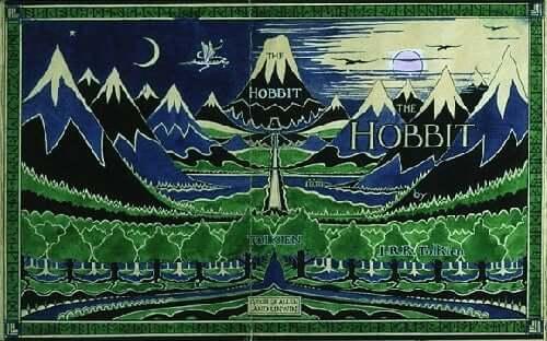 Zu Lebenzeite von Tolkien wurden nur Der Hobbit und Der Herr der Ringe veröffentlicht