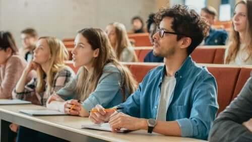 Das Universitätsleben ist nicht das, was es zu sein scheint