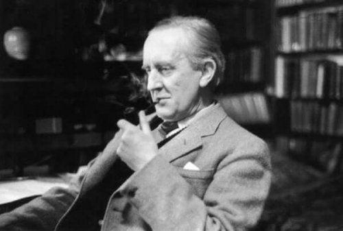 J.R.R. Tolkien: Ein Leben in Büchern