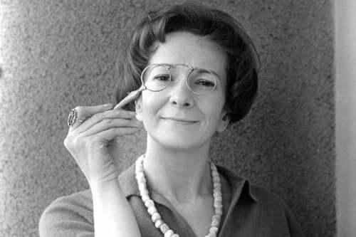 Wislawa Szymborska wurde in Prowent geboren