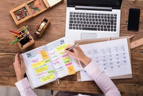 Wie kann ich meine Zeit besser organisieren?