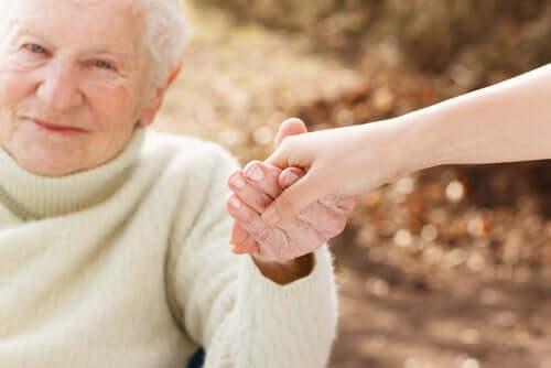Die Betreuung pflegebedürftiger Menschen