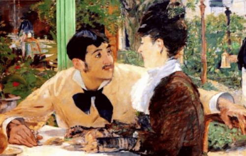 Édouard Manet: der erste Impressionist