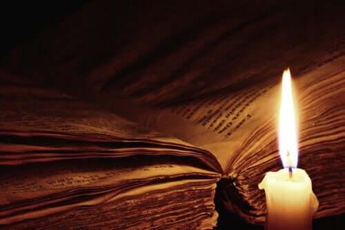 Antonio Gramsci - Kerze