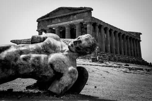 Dädalus - Akropolis
