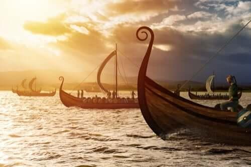Wikinger - Schiffe