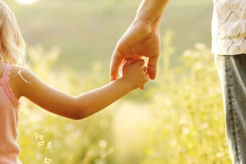 Dein inneres Kind - Hände