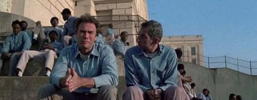 Alcatraz - Gruppe von Männern