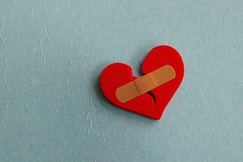 Der Unterschied zwischen Monotonie und Herzensbruch