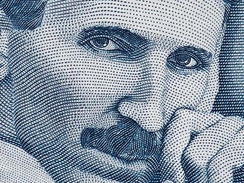 Fünf Zitate von Nikola Tesla