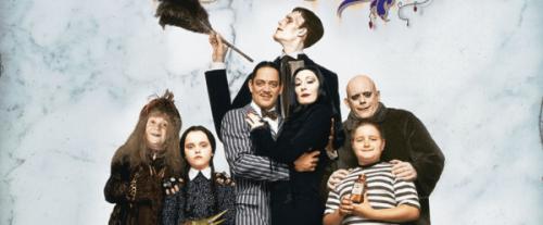 Die Addams Family: die Faszination des Makabren