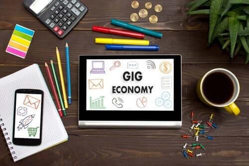 Anpassung an die Gig-Economy