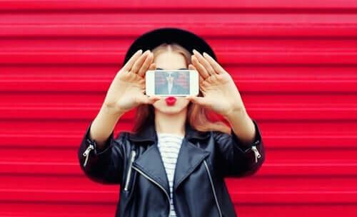 Falsche Identität in sozialen Netzwerken