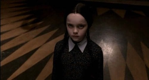 Addams Family - Tochter