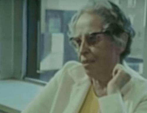 Johanna Arendt war eine der wenigen europäischen Intellektuellen, die sich von Anfang an radikal gegen den Nationalsozialismus aussprachen