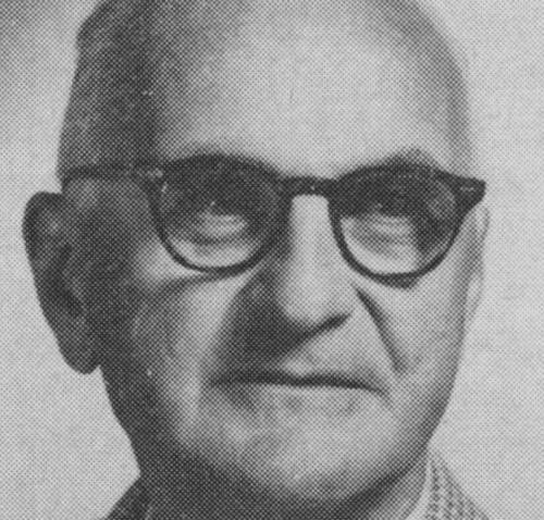 Der Psychiater Donald Ewen Cameron war einer der aktivsten Mitwirkenden am Projekt MKUltra.