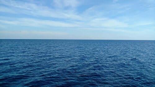 Historiker sagen, dass Magellan vor Freude weinte, als er sah, dass das Meer so ruhig aussah.