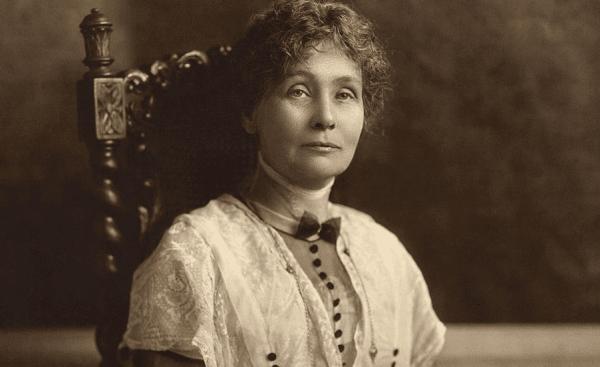 Emmeline Pankhurst und die Suffragettenbewegung