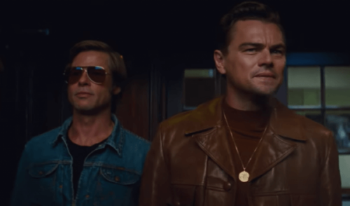 Der neueste Film von Tarantino: Once Upon a Time in Hollywood