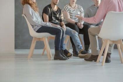 Schizophrenie - Gruppentherapie
