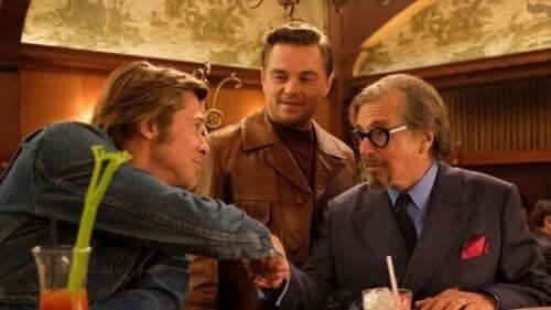 Tarantino - Filmszene aus Once Upon a Time in Hollywood